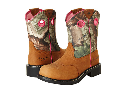 Ariat Fatbaby Cowgirl Steel Toe