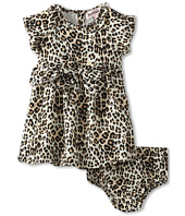Juicy Couture Kids - Leopard Print Dress (Infant)