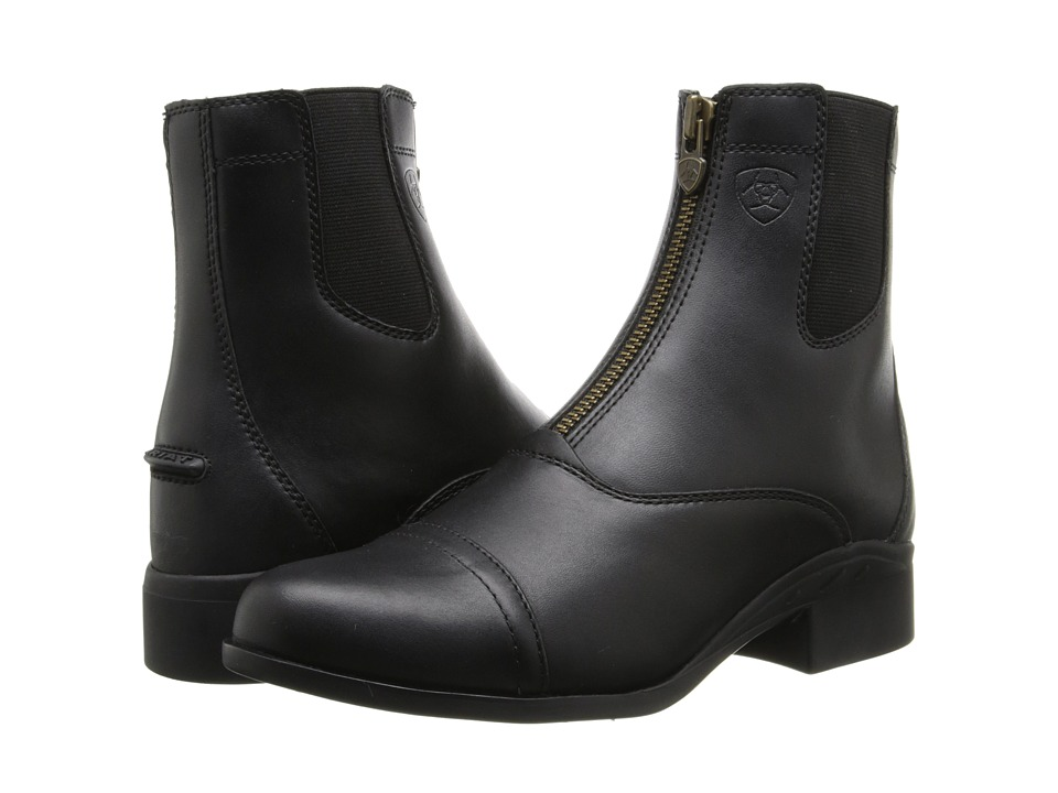 Ariat Scout Zip Paddock (Black) Women's Shoes