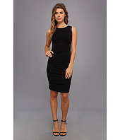 Nicole Miller - Lauren Stretchy Matte Jersey Sheath