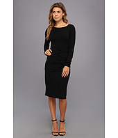 Nicole Miller - Leslie Long Sleeve Jersey Dress