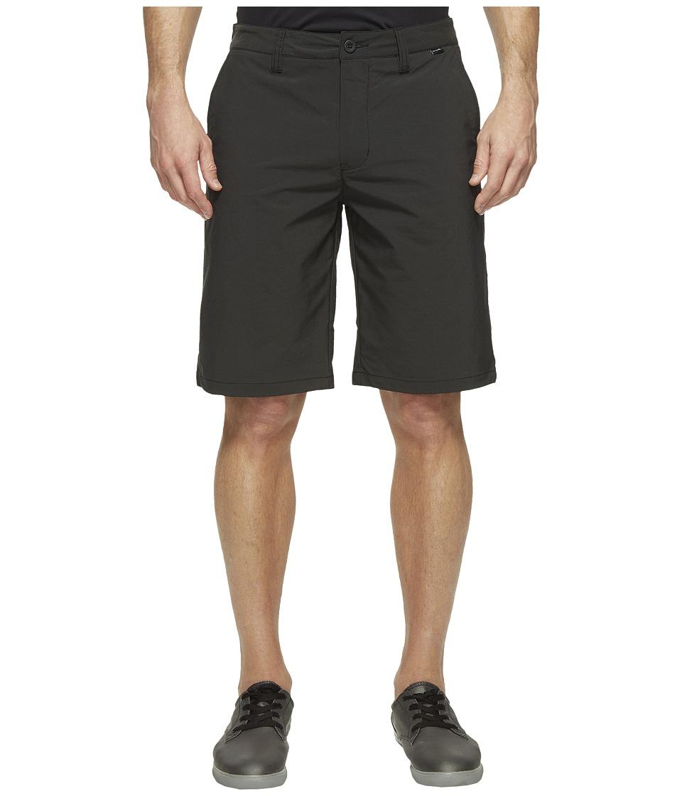 TravisMathew - Hefner Short (Black) Mens Shorts