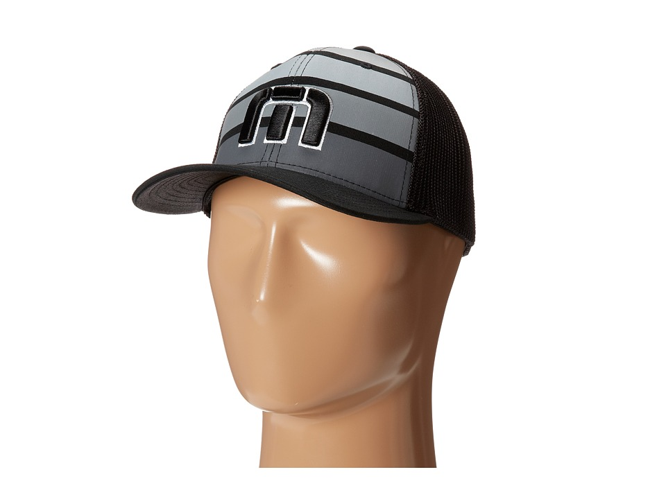 TravisMathew Brash Flex Hat Black Caps