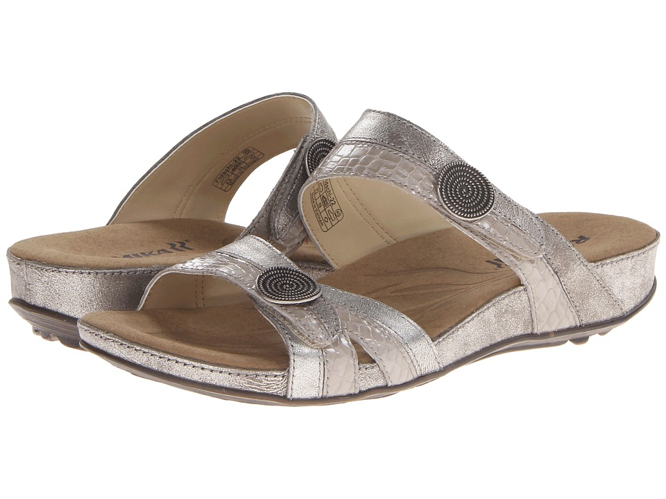 Romika Fidschi 22 Platin Womens Sandals