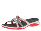 ECCO Sport - Kawaii Sandal II (Shadow White/Teaberry Starbuck/Decoration) -