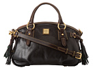 Dooney & Bourke Toledo Leather Medium Mail Satchel