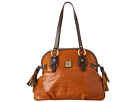 Dooney & Bourke Toledo Leather Domed Satchel