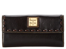 Dooney & Bourke Toledo Leather Continental Clutch