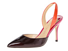 Ivanka Trump - Delmar (Red Multi Patent) - Footwear