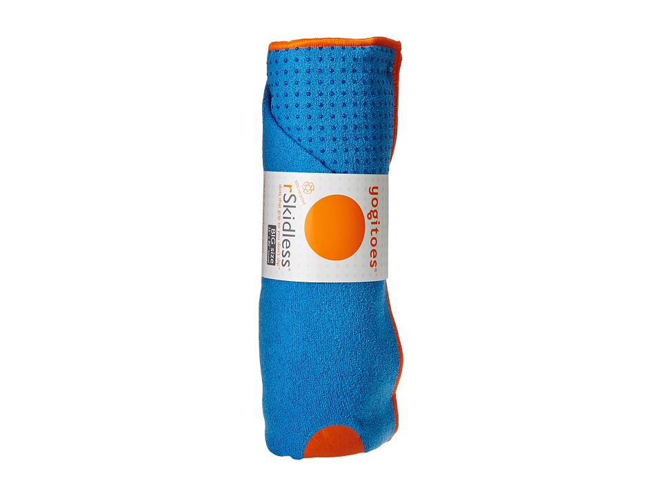 Manduka Big rSkidless by yogitoes Blue Athletic Sports Equipment