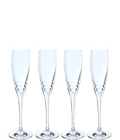 Kate Spade New York - Percival Place 4 Piece Crystal Flute Set