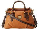 Dooney & Bourke Florentine Small Stanwich Satchel
