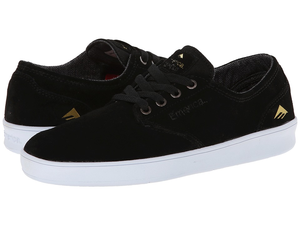 Emerica - The Romero Laced (Black/White) Men