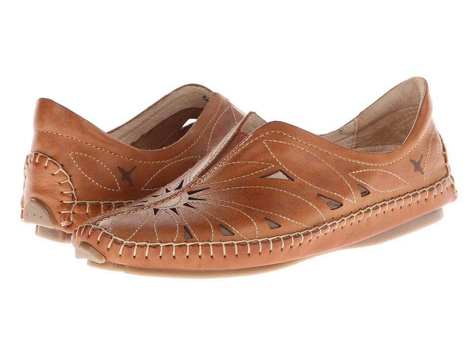 Pikolinos Jerez 578-7399 (Brandy) Slip-On Shoes