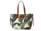 Dooney & Bourke Banana Leaves Shopper
