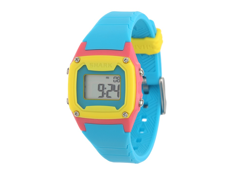 Freestyle Shark Classic Mid Cyan/Yellow Watches