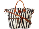 Dooney & Bourke NM Nylon Large Pocket Satchel