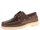 Dockers - Sayles (Dark Brown Oily Crazyhorse) - Footwear
