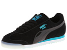PUMA - Roma Basic T (Black/Bluebird) -