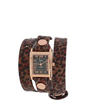 La Mer - Indian Leopard Wrap Watch