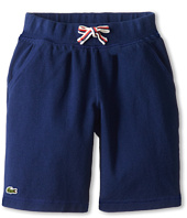 Lacoste Kids - Boys' Pique Drawstring Short (Toddler/Little Kids/Big Kids)