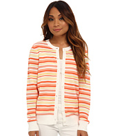 Pendleton - Petite Multi Stripe Cardigan