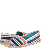 Tommy Hilfiger Women's Candice Striped Boat Shoe