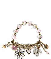 Betsey Johnson - Skull Half Stretch Bracelet
