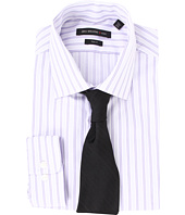 John Varvatos - Trim Fit Stripe Dress Shirt