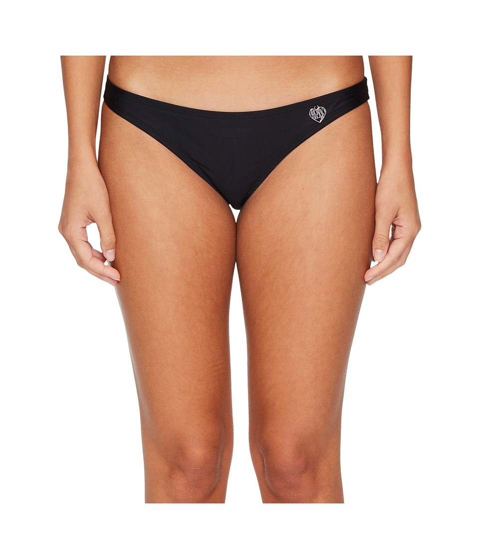 Body Glove Smoothies Basic Bikini Bottom (Black) Women