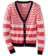 Juicy Couture Kids - Striped Cardigan (Toddler/Little Kids/Big Kids)