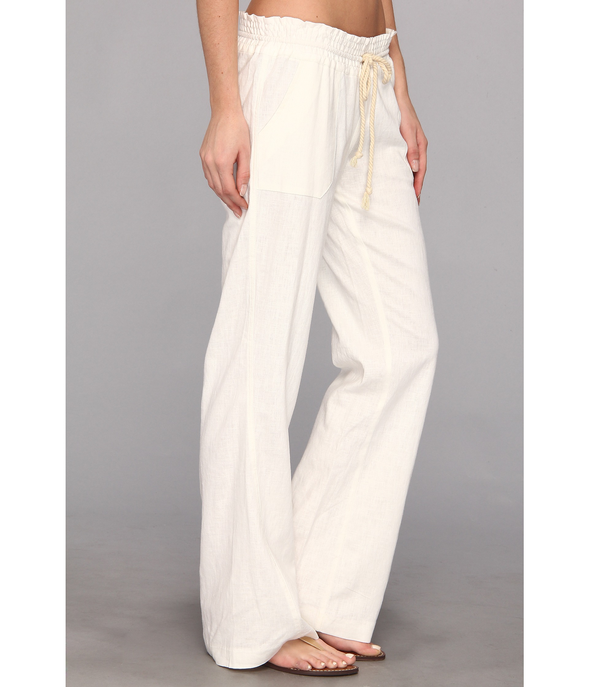 Perfect Linen Dress Pants For Women  Pi Pants