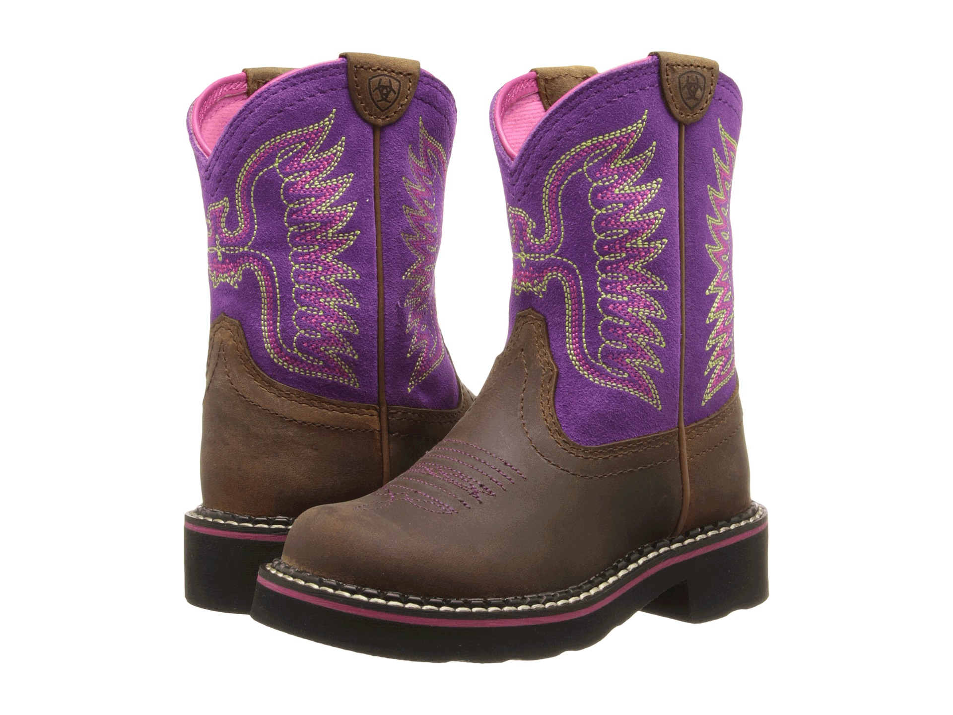 Ariat, Shoes, Girls | Shipped Free at Zappos