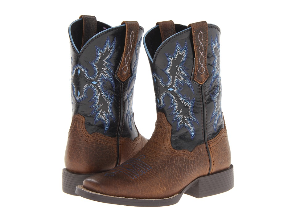 Ariat Kids Tombstone Toddler/Little Kid/Big Kid Cowboy Boots ...