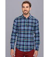 Dockers Men's - Alpha Wrinkle L/S Slim Fit Twill Shirt