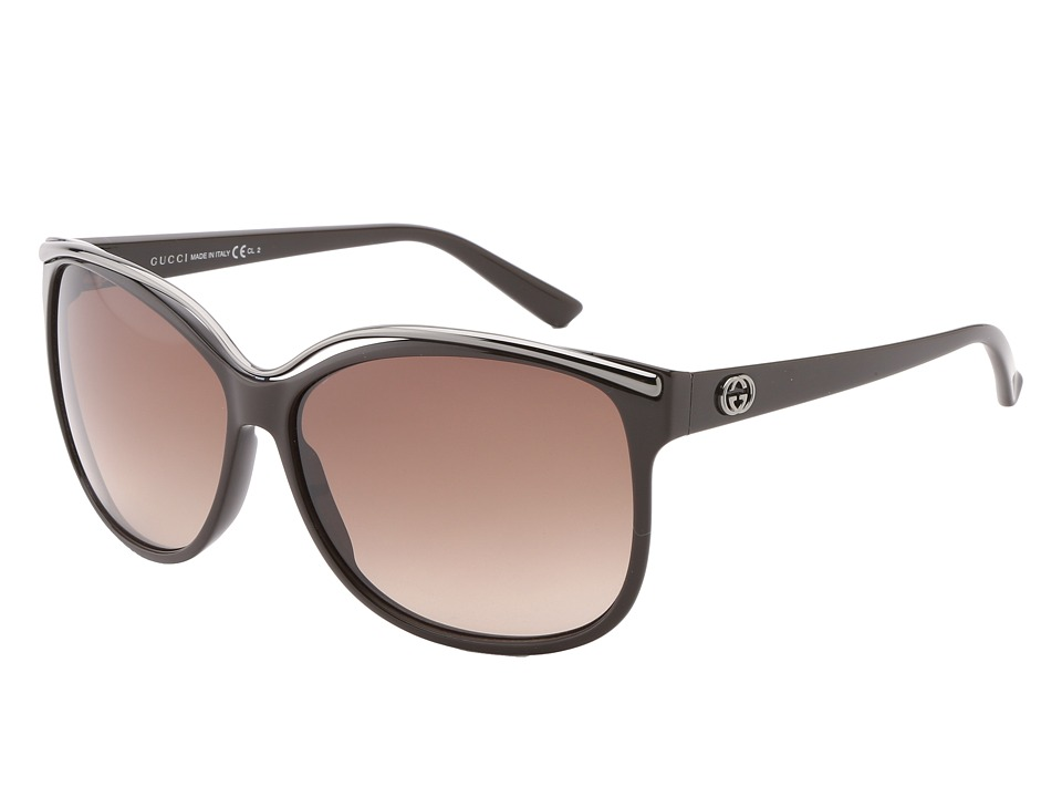 Gucci GG 3155/S Brown/Brown Gradient Fashion Sunglasses