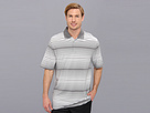 Nike Golf Key Bold Heather Stripe Polo