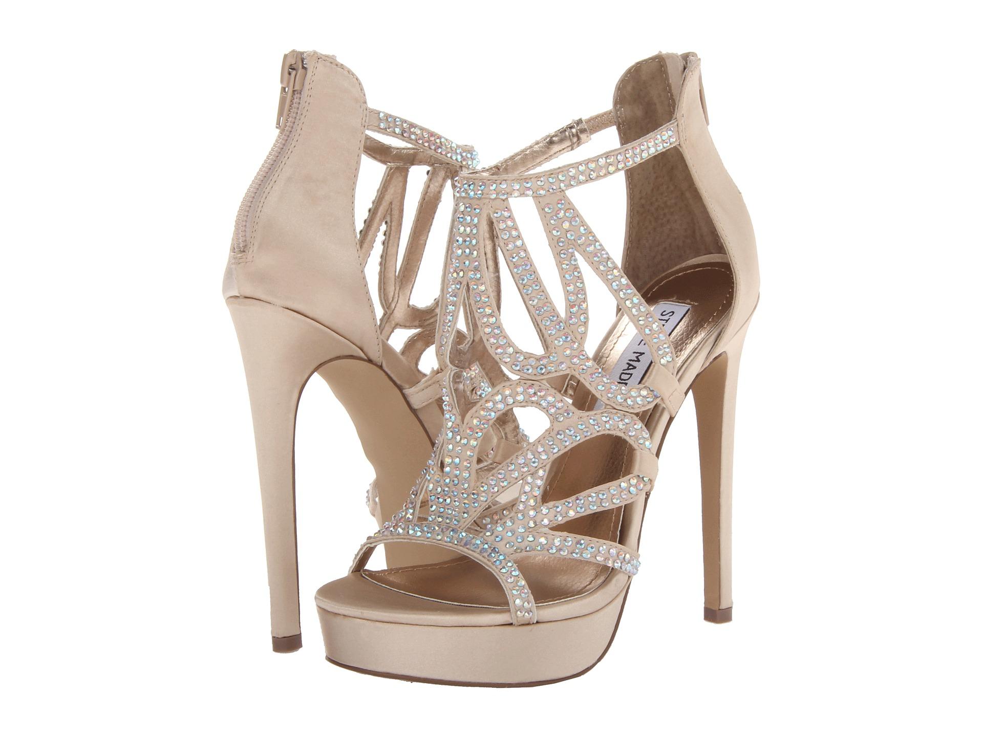 Bridal shoes steve madden – Your wedding moments blog