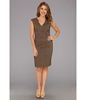 Anne Klein - Autumn Tweed Sheath Dress