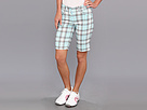 Nike Golf Modern Rise Nike Plaid Short