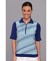 Nike Golf - Stripe Mock Polo