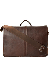 Boconi Bags and Leather - Tyler Tumbled - Slim Mailbag Messenger