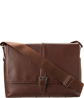 Boconi Bags and Leather - Tyler Tumbled - Single Buckle Messenger