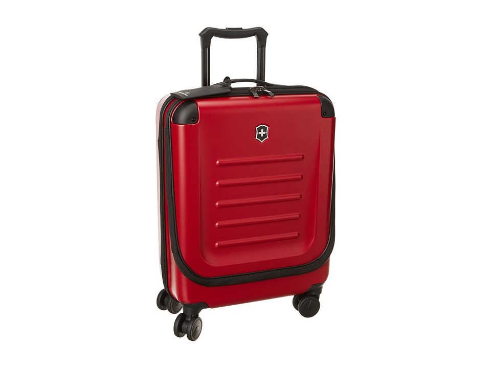 Victorinox - Spectra Dual-Access Global Carry On (Red) Carry on Luggage