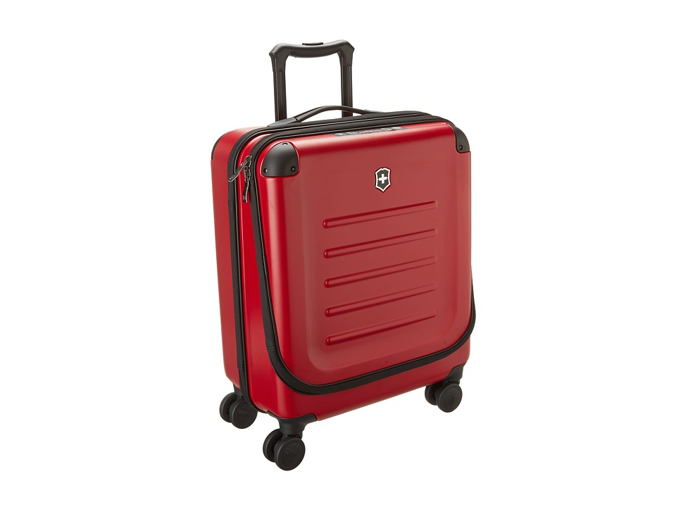Victorinox - Spectra Dual-Access Extra Capacity Carry On (Red) Carry on Luggage