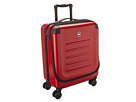 Victorinox Spectra Dual-Access Extra Capacity Carry On (Red)