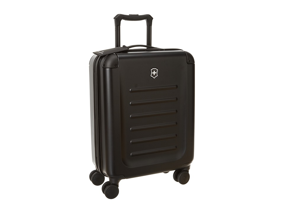Victorinox - Spectra Global Carry On (Black) Carry on Luggage