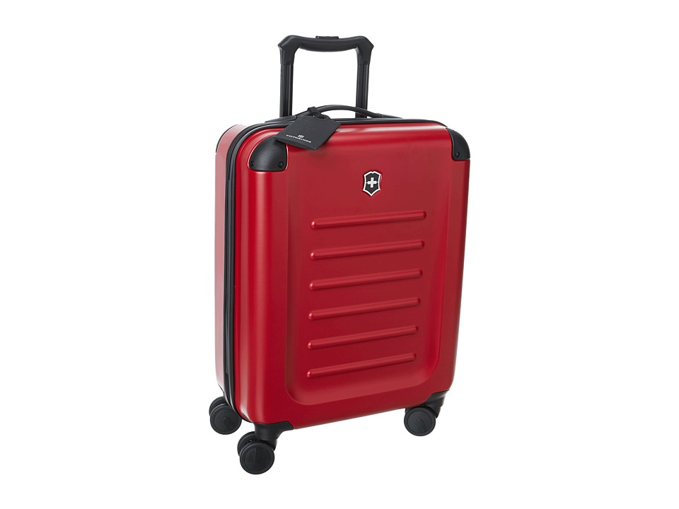 Victorinox - Spectra Global Carry On (Red) Carry on Luggage