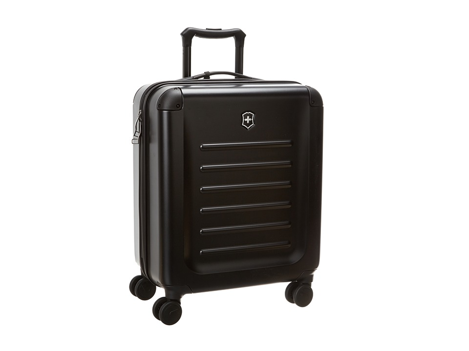Victorinox - Spectra Extra Capacity Carry On (Black) Carry on Luggage