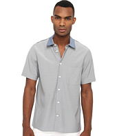 Marc Jacobs - Short Sleeve Colorblock Button Up